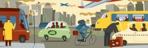 Por un sistema colaborativo de transporte público