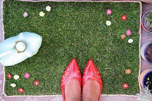 DIY –  Con los pies en el pasto
