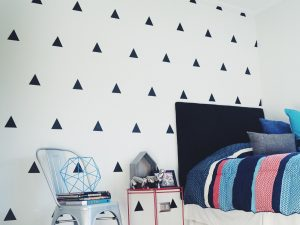 DIY – respaldo de cama