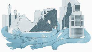 Inundando Santiago: El agua en la construcción de una mejor ciudad.