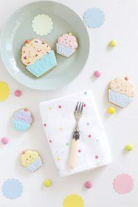 DIY – Paño de cocina con inspiración a confetti (o challas!)