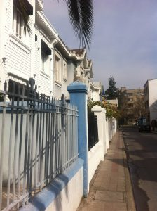 Una ciudad jardín en medio de Santiago