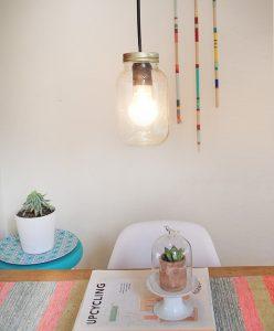 DIY – Luz Enfrascada