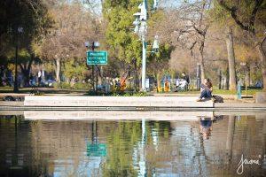 Barrio Parque Bustamante: un espacio verde a escala humana