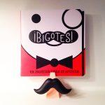 """Iba con Libros: """"¡Bigotes!"""""""