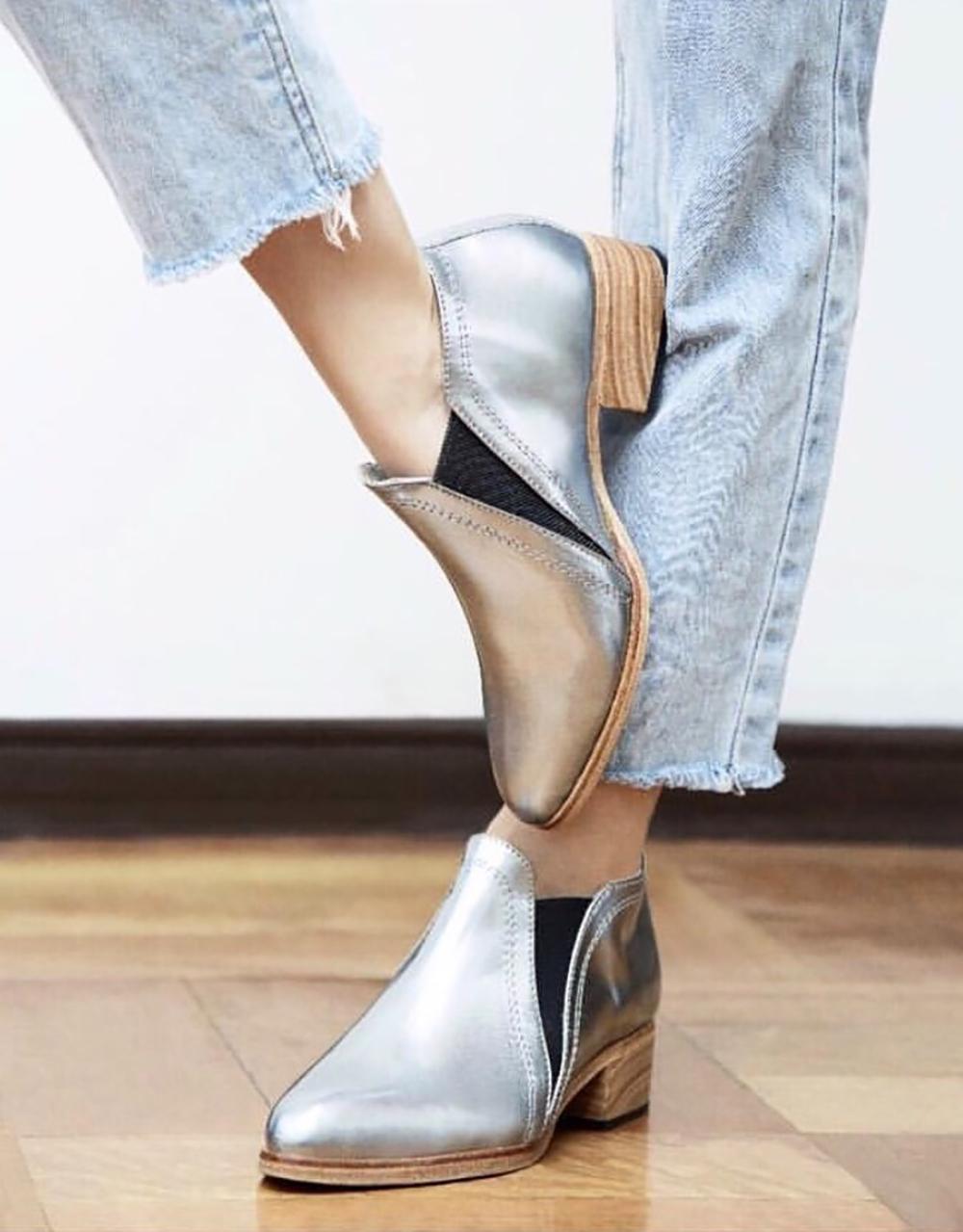 La geografía del calzado: OBRA
