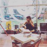 Lectura a museo cerrado en Malba Buenos Aires