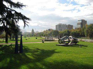 Parque de las esculturas expresiones poéticas en el espacio público