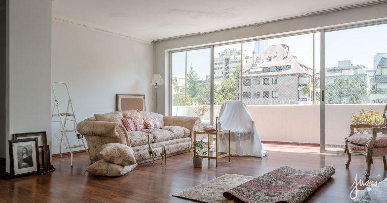 Departamento Luis Thayer Ojeda 750 de la Corredora de Propiedades Santiago, Chile, La Casa de Juana
