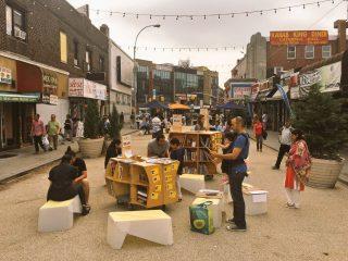 Libros A La Calle! Infraestructura Pública Para La Lectura