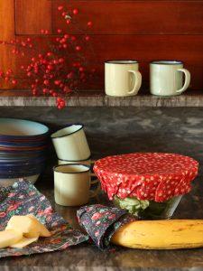 ECO DIY: Tela Encerada Para Envolver Alimentos