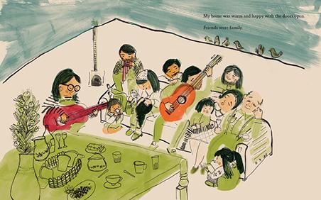 Ilustradora Chilena Es Premiada En Londres Con El Macmillan Prize De Ilustración Infantil.