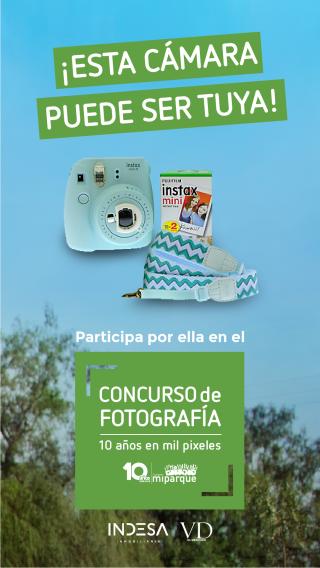 Fundación Mi Parque, Concurso de Fotografía: 10 Años en Mil Pixeles ¡Participa Y Gana Increíbles Premios!