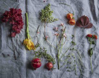 Un arreglo floral a la vuelta de la esquina…