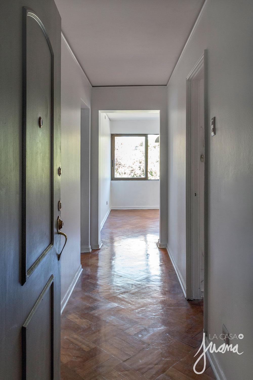 Piso Ladislao - Arriendo Providencia - La Casa de Juana
