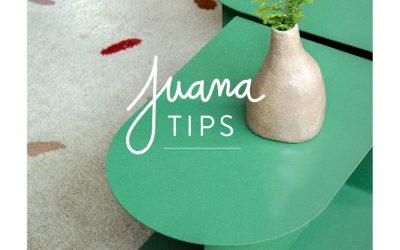 Juana Tips #5: Mesas de Centro
